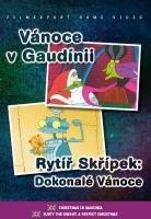 Vánoce v Gaudínii / Rytíř Skřípek: Dokonalé Vánoce - papírová pošetka DVD