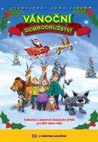 Vánoční dobrodružství - papírová pošetka DVD