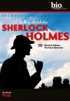 Velký detektiv Sherlock Holmes - digipack DVD