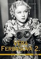 Věra Ferbasová 2 - Zlatá kolekce 4 DVD
