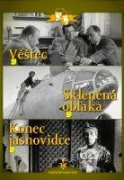 Věštec / Skleněná oblaka / Konec jasnovidce - digipack DVD