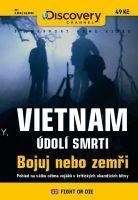 Vietnam - Údolí smrti: Bojuj nebo zemři - papírová pošetka DVD