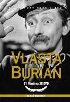 Vlasta Burian KOMPLET - Zlatá kolekce 28 DVD