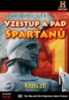 Vzestup a pád Sparťanů 1: Kodex cti - digipack DVD