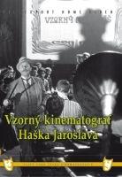Vzorný kinematograf Haška Jaroslava - DVD box