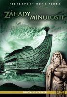 Záhady minulosti - speciální kolekce 4 DVD