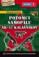 Zbraně Ruska: Potomci samopalu AK-47 Kalašnikov - digipack DVD