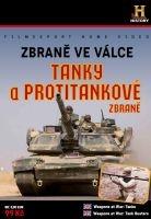 Zbraně ve válce: Tanky a Protitankové zbraně - digipack DVD