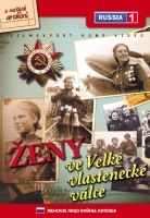 Ženy ve Velké vlastenecké válce - papírová pošetka DVD