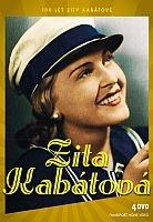 Zita Kabátová: 100 let - kolekce 4 DVD