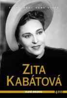 Zita Kabátová - Zlatá kolekce 4 DVD