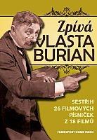 Zpívá Vlasta Burian - digipack DVD