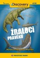 Žraloci pravěku - papírová pošetka DVD