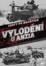 Cesty po bojištích 2. DVD - Vylodění u Anzia