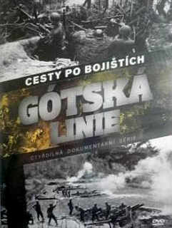 Cesty po bojištích 4. DVD - Gótská linie