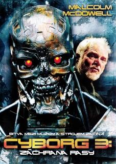 Cyborg 3: Záchrana rasy - DVD