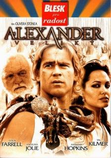 Alexander Veliký - DVD