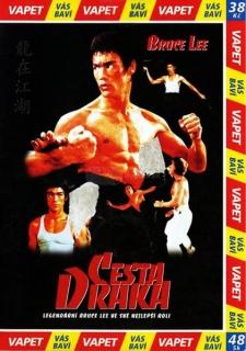 Cesta draka - DVD