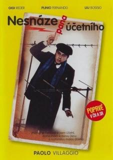 Nesnáze pana účetního ( pošetka ) - DVD