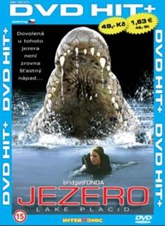 Jezero Lake Placid - DVD