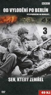 Od vylodění po Berlín 3 - DVD