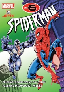 Spider-man 6 - DVD