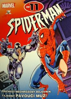 Spider-man 11 - DVD