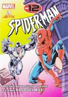 Spider-man 12 - DVD