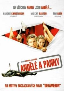 Andělé a panny ( plast ) DVD