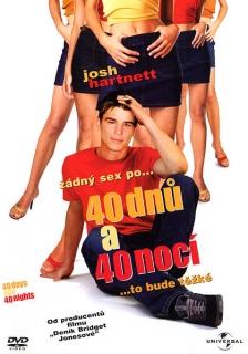 40 dnů a 40 nocí - DVD