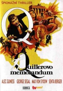 Quillerovo memorandum - DVD