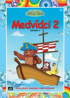 Medvídci 2 - DVD