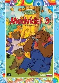 Medvídci 3 - DVD