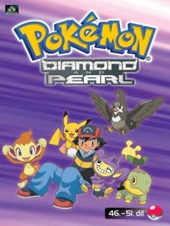 Pokémon - diamond and pearl 46. - 51. díl - DVD
