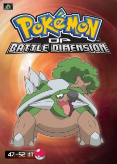 Pokémon : DP battle dimension 47. - 52. díl - DVD