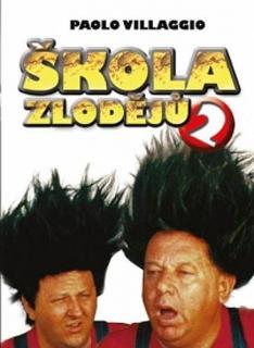 Škola zlodějů 2 ( pošetka ) DVD
