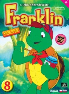 Franklin a jeho dobrodružství 8 - DVD
