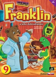 Franklin a jeho dobrodružství 9 - DVD