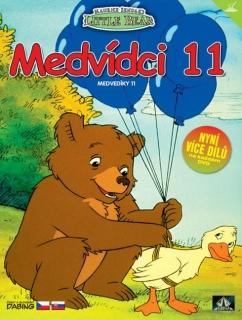 Medvídci 11 - DVD