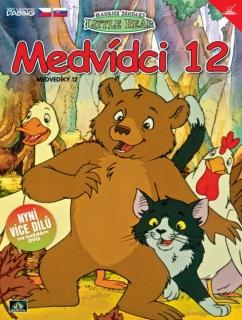 Medvídci 12 - DVD