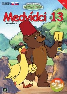 Medvídci 13 - DVD