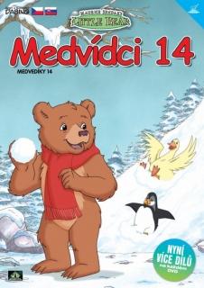 Medvídci 14 - DVD