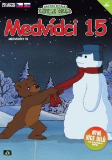 Medvídci 15 - DVD