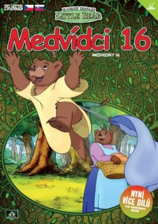 Medvídci 16 - DVD