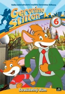 Myšák Geronimo Stilton 6 - DVD