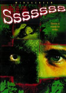 Sssssss - DVD