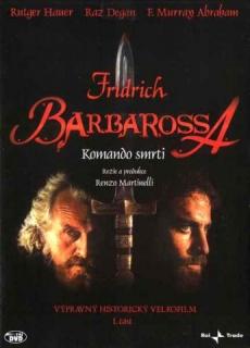 Fridrich Barbarossa 1.část - DVD