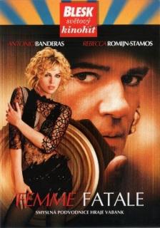 Femme fatale ( pošetka ) DVD