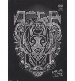 Doga - 25 let Rock´n Rollu - DVD - bazarové zboží