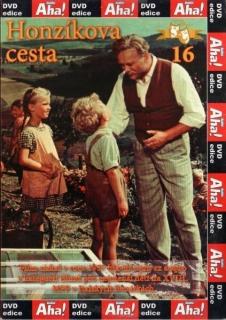 Honzíkova cesta - DVD